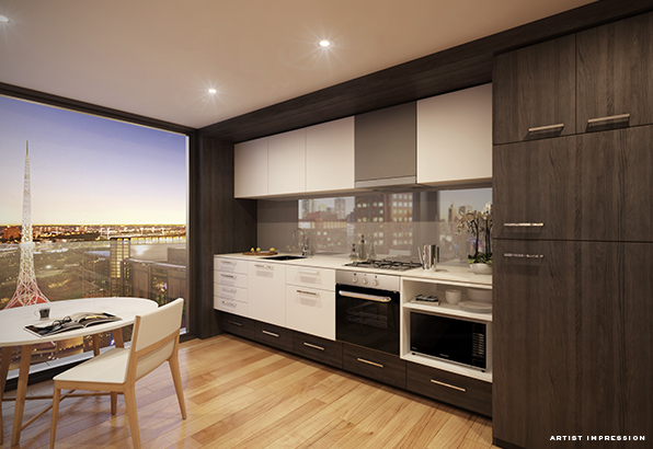 Interior - Apartments | The Opus Tower Apartments | 57-61 ...